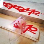 Kokomo Glossy Transparent Vinyl
