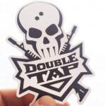 Custom Skull Stickers