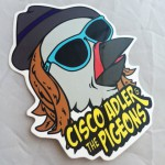 Custom Vinyl Sticker Die Cut