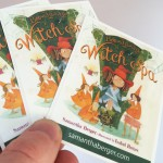 Witch Spa Full Color Stickers