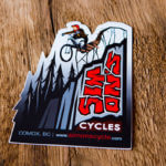 Mountain Bike Stickers