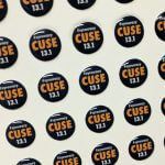 3D Epoxy Dome Stickers for CUSE
