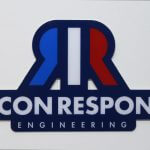 Full Color Glossy Coated Heavy Duty Die Cut Recon Response Vinyl Sticker