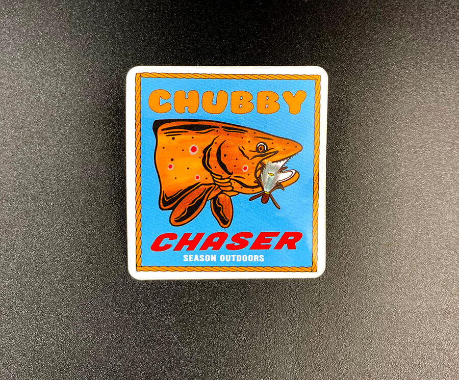 Glossy Round Corners Full Color Sticker