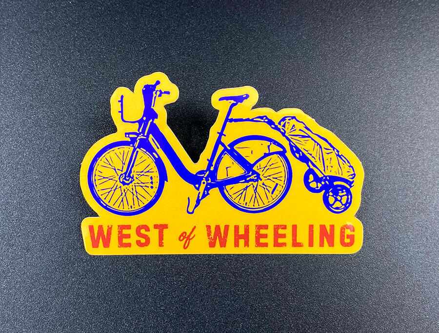 Full Color Glossy Coated Die Cut Stickers